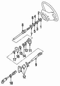 Ford Aerostar Retainer  Bearing  Shaft  Flange  Lower