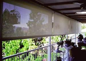 Store Vertical Exterieur Grande Dimension : store enrouleur exterieur terrasse store vertical enrouleur ext rieur pour terrasse ou balcon ~ Melissatoandfro.com Idées de Décoration