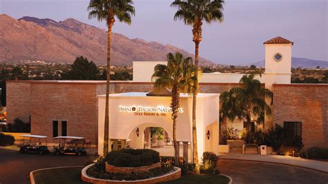 Tucson Resort Details And Amenities  Omni Tucson National
