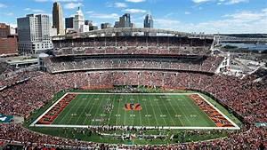 Cincinnati Bengals – Paul Brown Stadium Visit Clermont