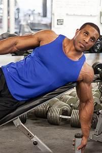 Chest And Shoulder Workout Bodybuilding