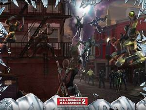 Marvel Ultimate Alliance 2 Characters Wallpaper Best