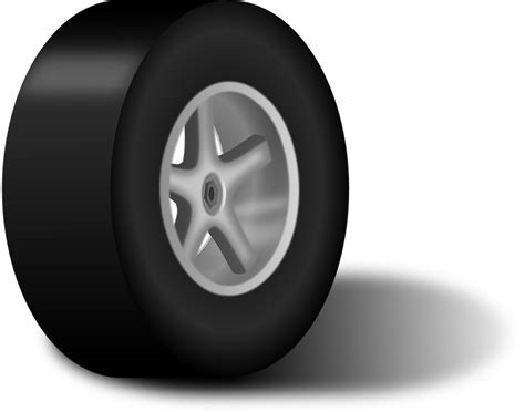Tire Wheel Car · Free Vector Graphic On Pixabay