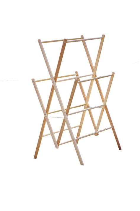 wooden clothes drying rack amish wooden clothes drying racks clotheslines