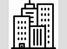 Skyline Free buildings icons