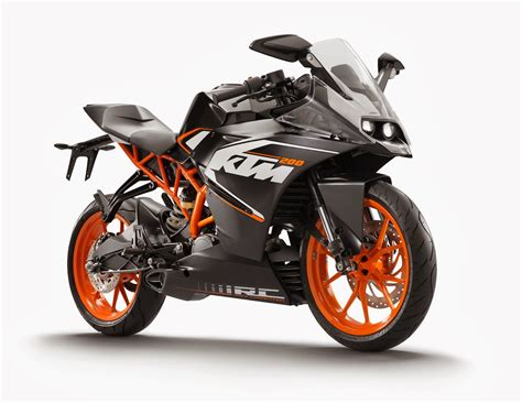 Ktm Rc 200 Image by Ktm Rc 125 200 390 30 High Resolution Photos Released