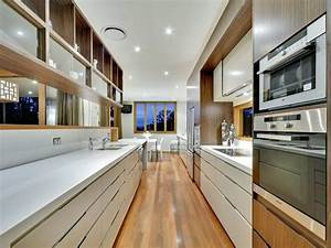Kitchen Design Galley Style Wonderful Style Living Room Galley Kitchen Design In Modern Living