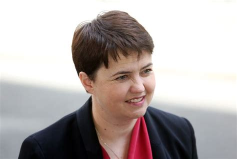 Ruth Davidson Would 'Love' To Be International Development ...