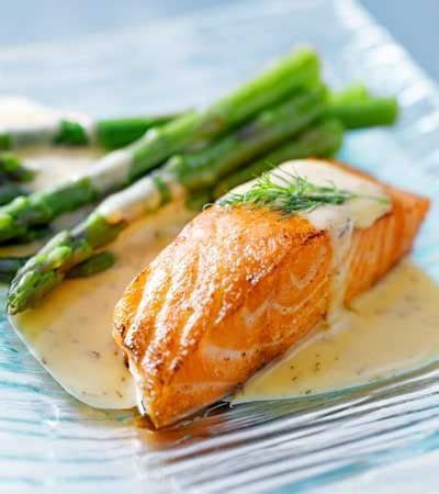 dill senf sauce lachs an spargel mit leckerer senf dill sauce in 2019