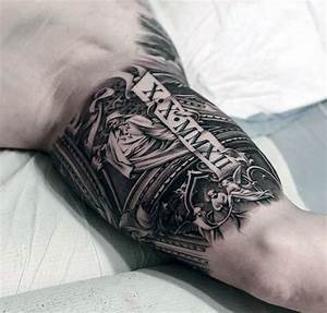 75 Sweet Tattoos For Men - Cool Manly Design Ideas