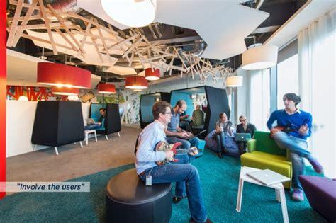Googles New Office In Dublin by S New Office In Dublin Gawe Omah Design