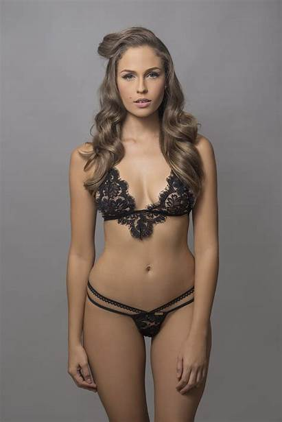 Fancy Sinner Lingerie Uncovered Signature Thong Embroidered