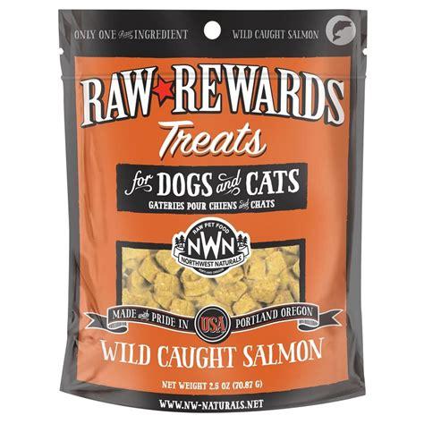 northwest naturals raw rewards freeze dried wild caught