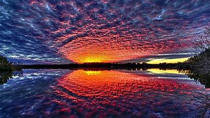 Hdr Stunning Backgrounds Sunset Wallpapers Background Nice