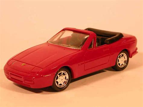 purple porsche 944 porsche 944 cabriolet verem 1 43 autos miniatures