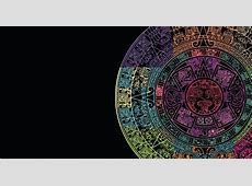 [ wwwallpaperblogspotmx ] Calendario Azteca Color