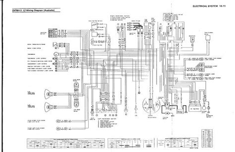Zxr Wiring Diagram