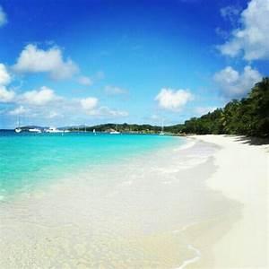 Honeymoon beach st john usvi my favorite places st for Honeymoon beach st john