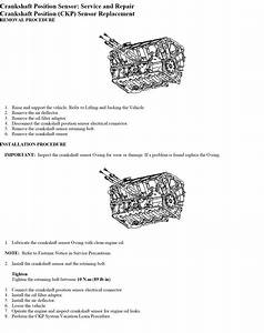 Need Procedure To Replace Upper And Lower Crankshaft