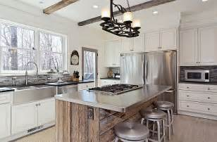 stainless kitchen island how to clean stainless steel for a sparkling kitchen