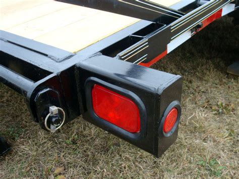 Utility Trailer Lighting Requirements by 5 Ton Equipment Trailer Johnson Trailer Co