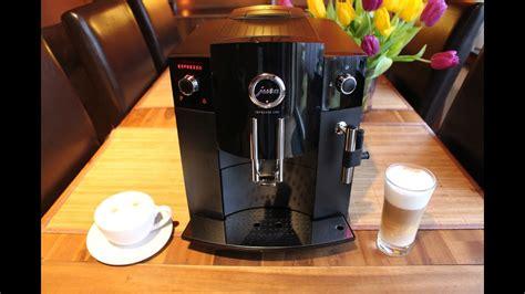 jura impressa c60 jura impressa c50 test cappuccino
