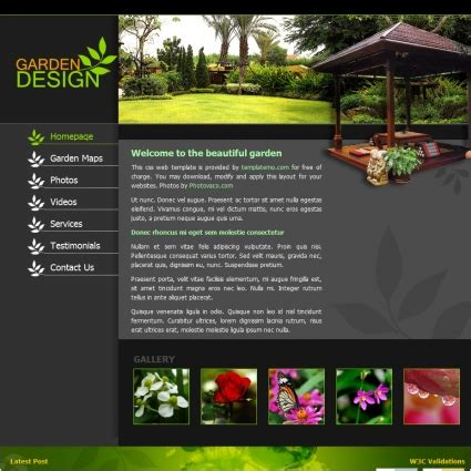 gardening web garden free website templates in css html js format for free download 916 53kb