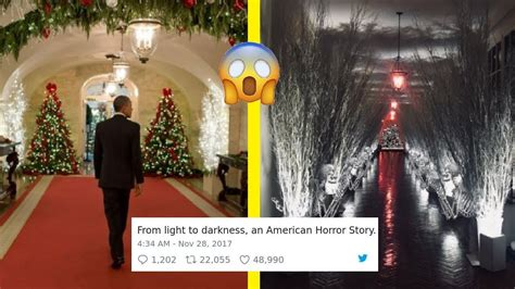 scary christmas decorations white house psoriasisgurucom