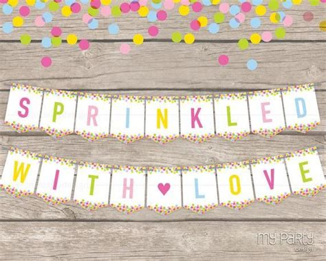 baby sprinkle decorations 100 chance of sprinkles favorites ideas for hosting a