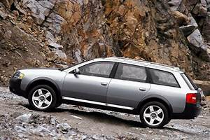 2004 Audi Allroad Overview