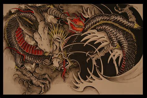 Dragon Tattoos November 2009
