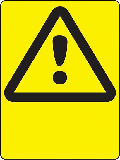 Caution Signs Clipart Blank Cliparts Library Clip