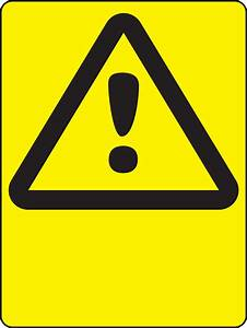 Caution Signs - Cliparts.co