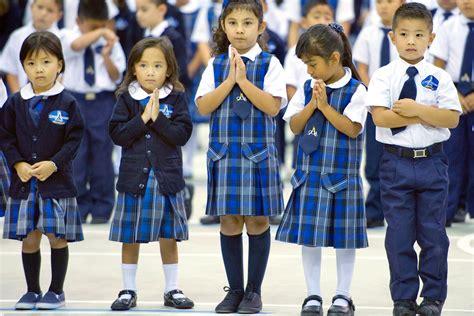 Catholic Schools' Secret