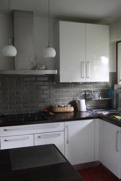 deco cuisine gris et noir decoration cuisine noir et gris