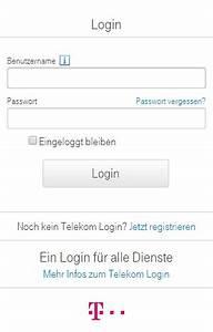 Telekom Rechnung Online Abrufen : telekom mail mein login ~ Themetempest.com Abrechnung