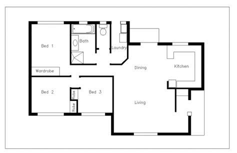 sample residential building autocad  plan house floor