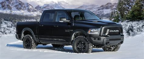 jeep rebel 2017 4 ruggedly special editions of the 2017 ram 1500 you ll love