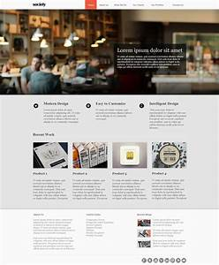 Professional Weebly Theme - Society is the easiest way to ...