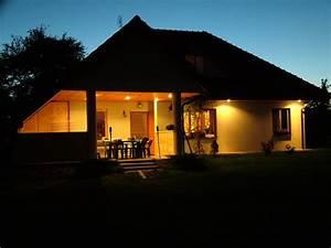 Lumiere Exterieur Led : lumiere led exterieur maison ~ Preciouscoupons.com Idées de Décoration