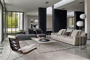 Moderne Wandfarben Für Wohnzimmer : wandfarben ideen f r eine stilvolle und moderne wandgesteltung ~ Sanjose-hotels-ca.com Haus und Dekorationen
