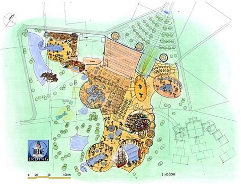therme erding plan therme erding ausbaupl 228 ne bis 2007 saunenparadies