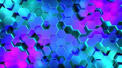 4k 3d Geometric Abstract Wallpapers Colors Geometry
