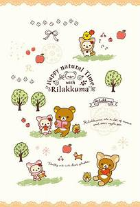Rilakkuma Wallpaper | Free Rilakkuma wallpaper from San-x ...