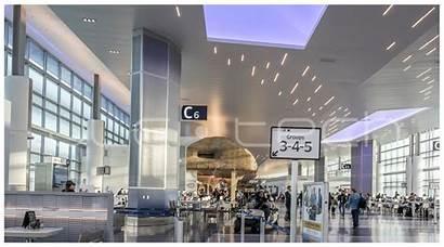 Houston Airport Terminal International