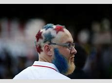 The 40 Craziest Fans at the 2014 FIFA World Cup Total