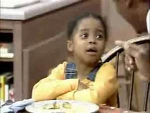 Rudy Huxtable (the Cosby Show) - What makes you different ...