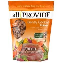 AllProvide Gently Cooked Turkey for Dogs 2lb Whole Pet