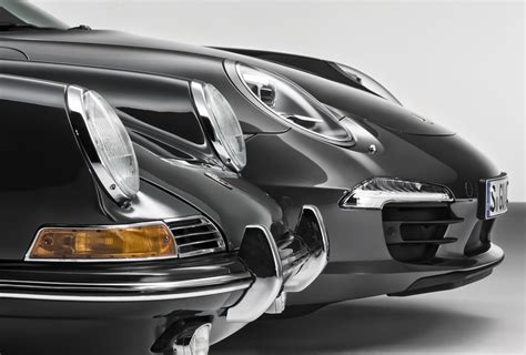 50 Years Of Porsche 911 Definition Of A Sports Car