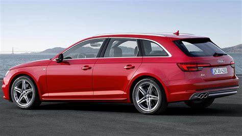 Audi Wagon by Audi A4 Avant 2016 Review Carsguide